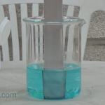 Reacción REDOX – Sulfato de Cobre y Aluminio