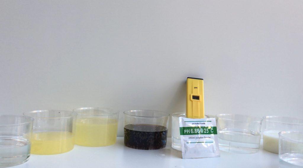 Medidas de pH