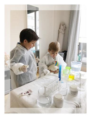 Experimentos Científicos con Niños