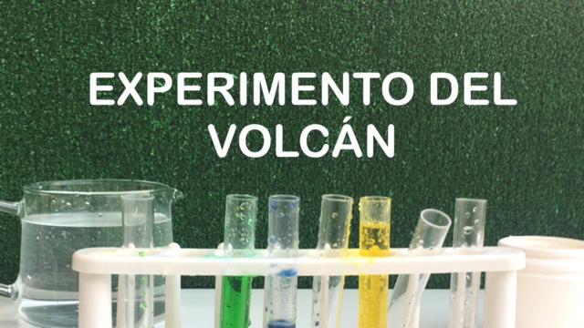 Experimento Volcán